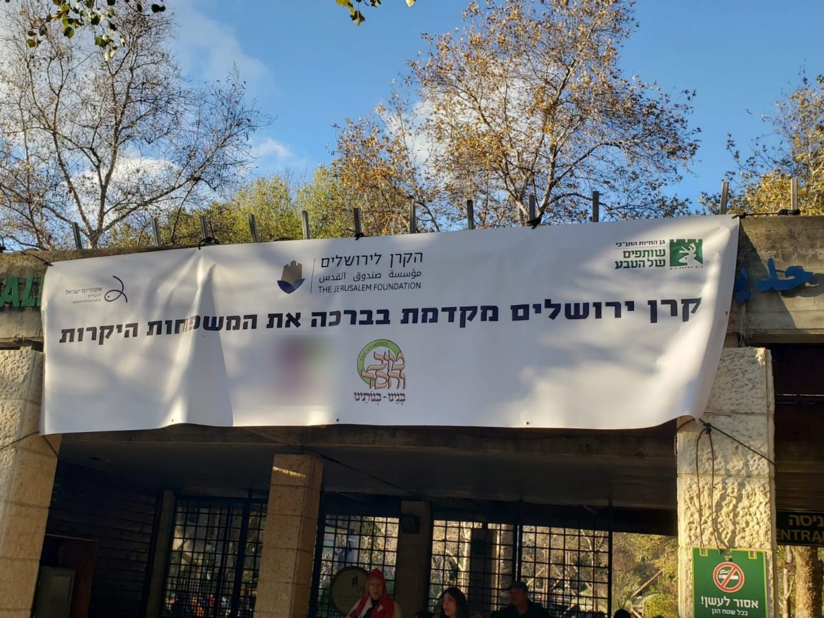 A Day to Remember; Quality Time for Widows and their Orphans at the Gan Hachayot